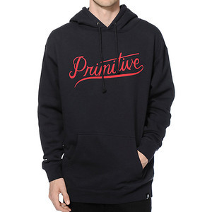 Primitive Murray Pullover Hoodie - Black