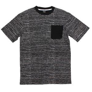 Primitive Trails Pocket T-Shirt - Black