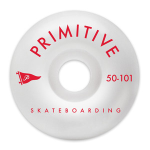 Primitive Pennant Arch 50mm Wheels