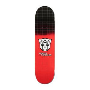 "Primitive x Transformers P-Rod Autobots Grid 8.0"" Skateboard Deck"
