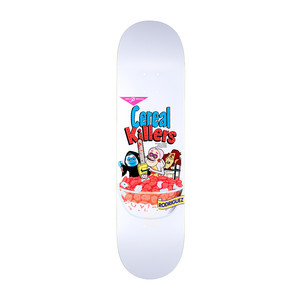 "Primitive P-Rod Cereal Killers 8.0"" Skateboard Deck"