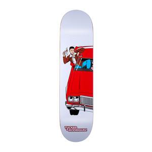 "Primitive P-Rod Starsky & Hutch 8.0"" Skateboard Deck"