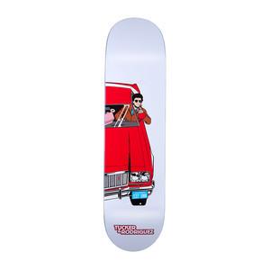 """Primitive Tucker Starsky & Hutch 8.125"""" Skateboard Deck"""