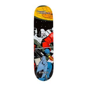 "Primitive O'Neill Megatron 8.125"" Skateboard Deck"