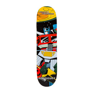 "Primitive P-Rod Optimus Prime 7.88"" Skateboard Deck"