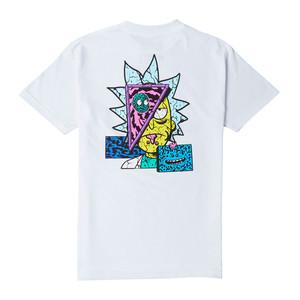 Primitive x Rick & Morty Decon T-Shirt - White
