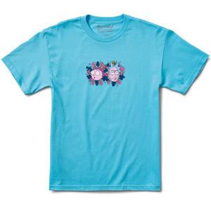 Primitive x Rick & Morty Dirty P T-Shirt - Light Blue