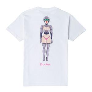 Primitive x Rick & Morty Gwen T-Shirt - White