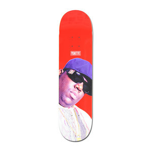 "Primitive Biggie Smalls Cover 8.0"" Skateboard Deck"