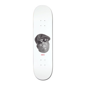 "Primitive Biggie Smalls Portrait 8.0"" Skateboard Deck"