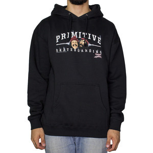 Primitive Cheech & Chong Hoodie - Black