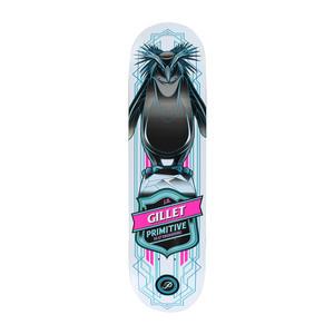 """Primitive Gillet Penguin 8.0"""" Skateboard Deck"""