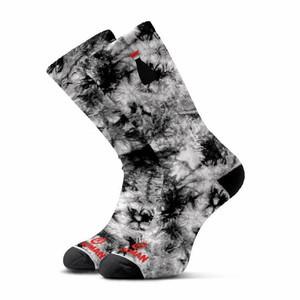 Primitive x Kikkoman Bottle Crew Socks - Black
