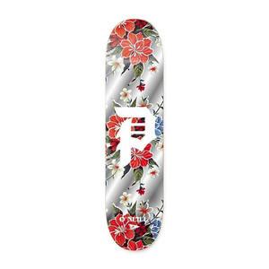 "Primitive O'Neill Hibiscus Floral 8.125"" Skateboard Deck"