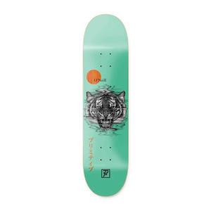 "Primitive x PJ O'Neill Tiger 8.0"" Skateboard Deck"