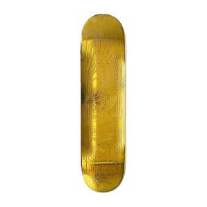 """Primitive Rodriguez Gold Eagle 8.25"""" Skateboard Deck"""