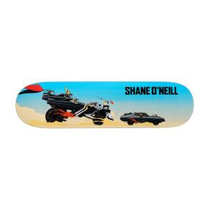 "Primitive O'Neill Mad Max 8.25"" Skateboard Deck"
