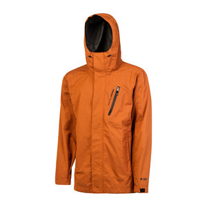Protest Beaconshell Snowboard Jacket - Orange Pepper