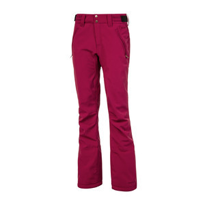 Protest Women's Lole Softshell Snowboard Pant - Beet Red