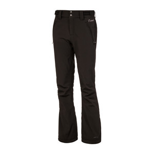 Protest Women's Lole Softshell Snowboard Pant - True Black