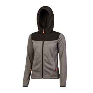 Protest Women's Sheep Zip Hoodie - True Black
