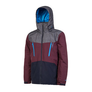 Protest Tailgrab Snowboard Jacket - Deep Orchid