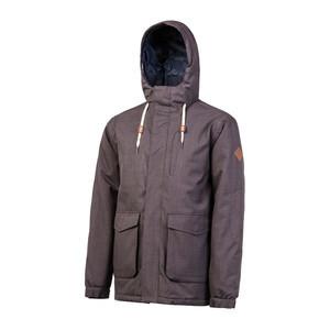 Protest Takeover Snowboard Jacket - Asphalt