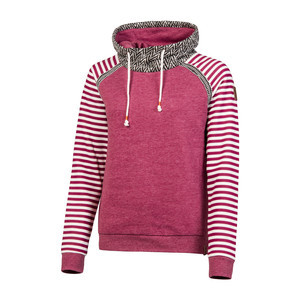Protest Women's Aniak Hoodie - Beet Red