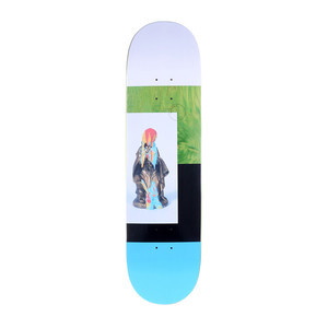 "Quasi Mother Bukkake 8.38"" Skateboard Deck - Green"