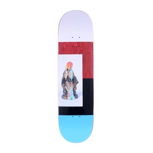 "Quasi Mother Bukkake 8.38"" Skateboard Deck - Red"