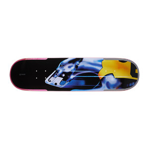 """Quasi Hound 8.125"""" Skateboard Deck - Pink"""