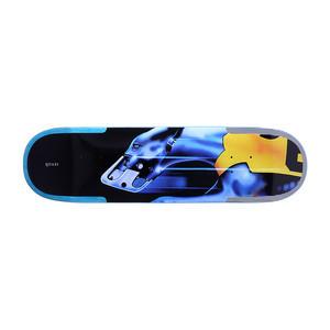 """Quasi Hound 8.38"""" Skateboard Deck - Aqua"""
