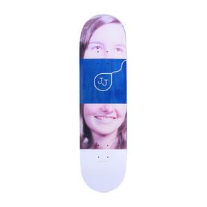 "Quasi Mother Catherine 8.5"" Skateboard Deck - Blue"