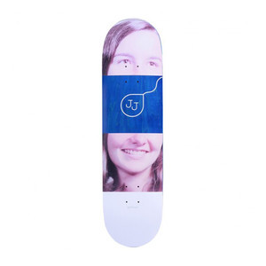 "Quasi Mother Catherine 8.5"" Skateboard Deck - Blue"