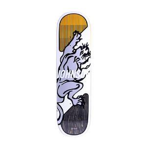 "Quasi Johnson Penn 8.5"" Skateboard Deck - Yellow"