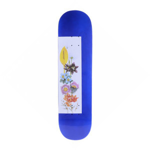 "Quasi Mother Lux 8.25"" Skateboard Deck - Blue"