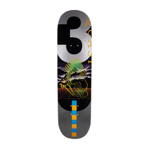 "Quasi Memory [Two] 8.5"" Skateboard Deck"