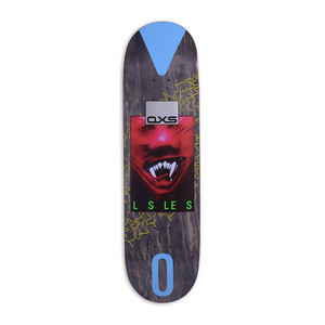 "Quasi QXS [Two] 8.38"" Skateboard Deck"