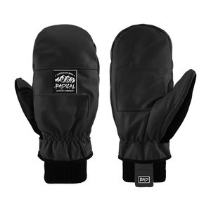 RAD Brawler Mitts 2017 - Black