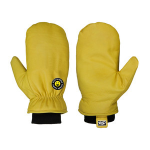 RAD Ranch Hand Mitts 2018 - Labour Yellow