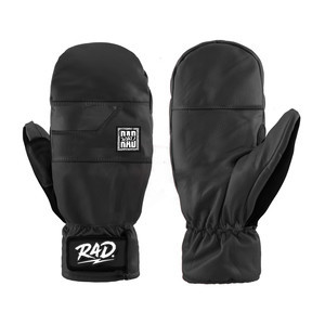 RAD Baller Mitts 2018 - Black