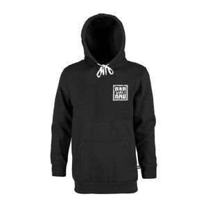 RAD Throwback Hoodie - Black