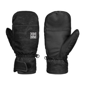 RAD Weekender Mitts 2019 - Wax Black