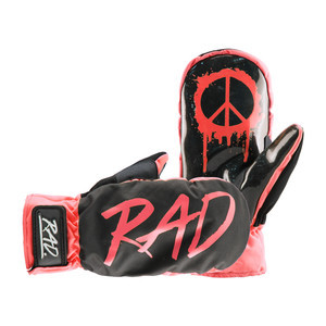 RAD Smitten Mitten – Fire Red