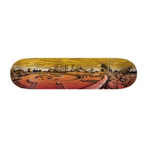 """Real Ishod Aftermath 8.25"""" Skateboard Deck"""