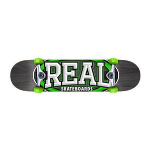 "Real Alumni 7.5"" Complete Skateboard"