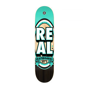 "Real Stacked 7.75"" Skateboard Deck"