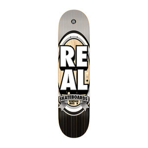 """Real Stacked 8.06"""" Skateboard Deck"""