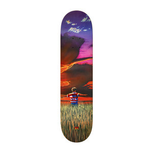 "Real Kelch Flyer 8.25"" Skateboard Deck"