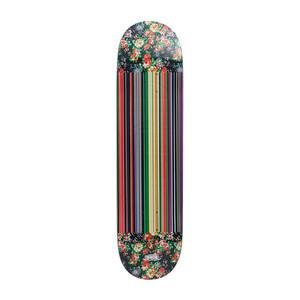 "Real Ishod Ornate Embossed 8.06"" Skateboard Deck"